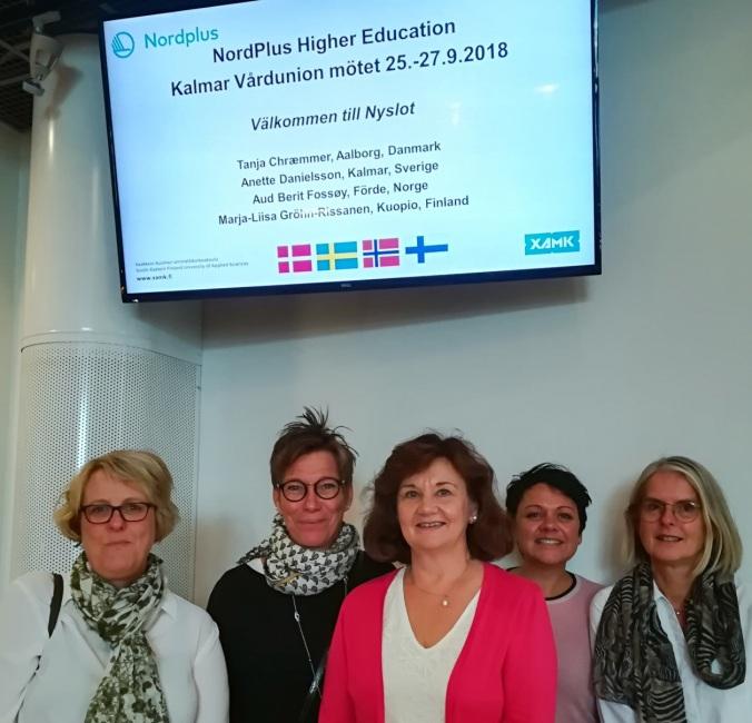 Nordplus 2018 savonlinna